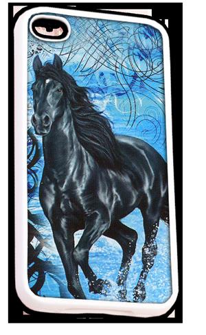 coque iphone 4 cheval