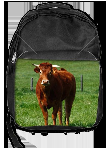 sac dos un d cor vache de l 39 aveyron. Black Bedroom Furniture Sets. Home Design Ideas